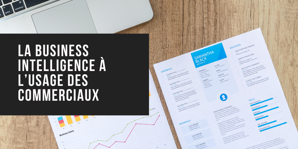La Business Intelligence à l'usage des commerciaux